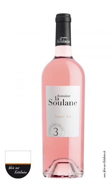 Domaine la Soulane Rosé