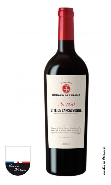 CITÉ DE CARCASSONNE - An 1130