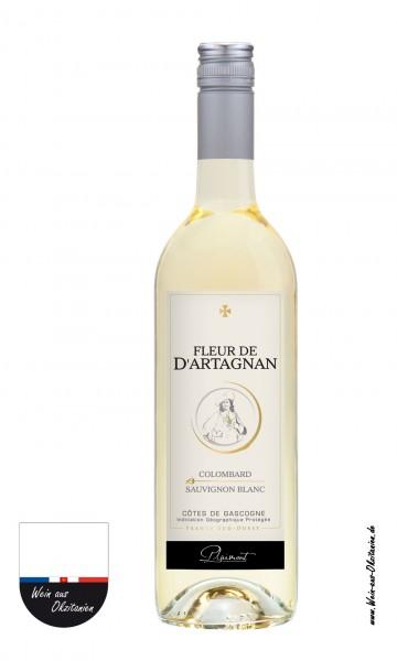 FLEUR DE D`ARTAGNAN COLOMBARD SAUVIGNON BLANC